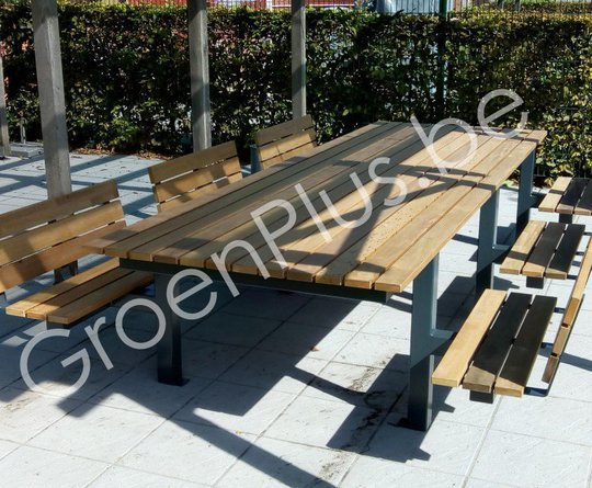 Picknicktafel model PT6R